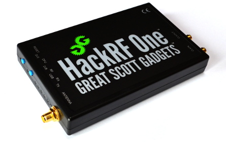 HackRF One preliminary photo
