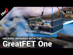 Hacking Infrared with Mike Ossmann and the GreatFET One